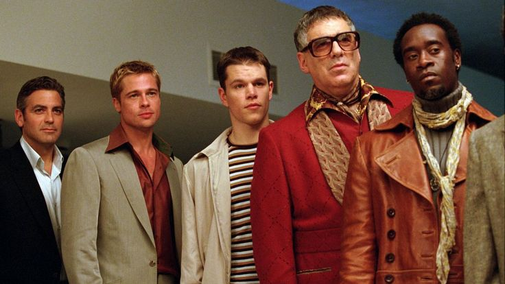 The Ocean's Eleven trilogy is surprisingly great family viewing · For Our Consideration · The A.V. Club