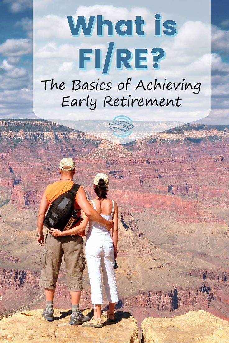 Achieving early retirement | Investing for retirement | Financial independence via @mamafishsaves