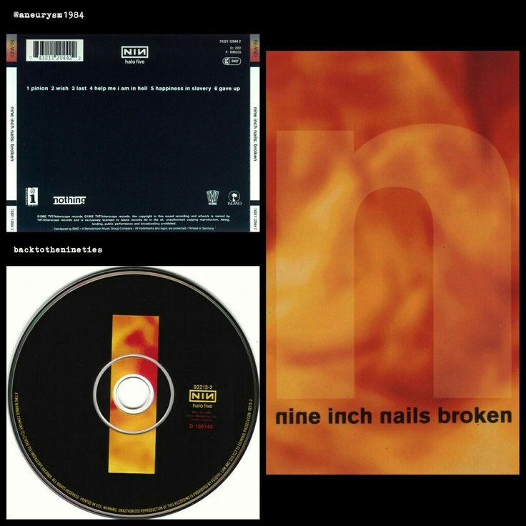 HappyAnniversary 24 years #NineInchNails #Broken #EP #Halo5 ...