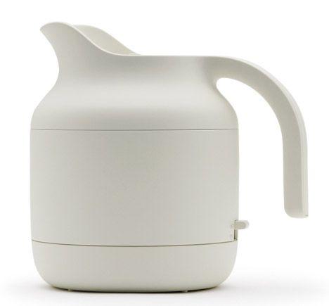 Naoto Fukasawa designs minimal kitchen appliances for Muji