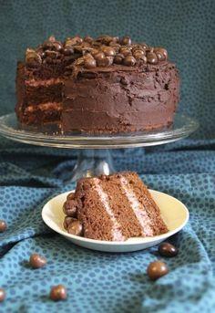 Kaikkien aikojen suklaakakku