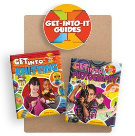 Get-Into-It-Guides series. Get-Into-It Guides are designed to empower and encourage young people to explore their interests, develop passions, and build skills. This well-crafted, high-interest series includes a diverse selection of popular games, arts, and activities.  Grades 3-6