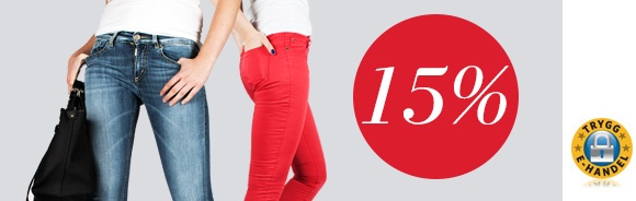 Dont miss our offer on jeans and pants!