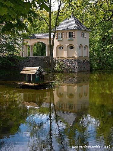 Bagno Palace, Lower Silesia, Poland