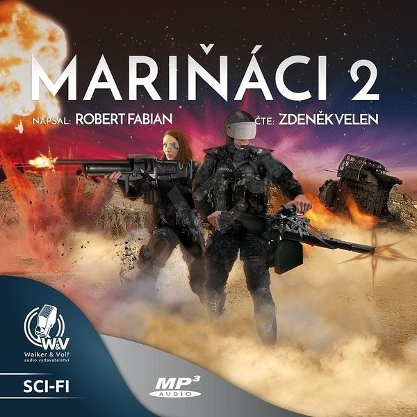 iTunes Cover Studio.cz: Robert Fabian: Mariňáci 2 (1 CD MP3) (účinkuje zde...
