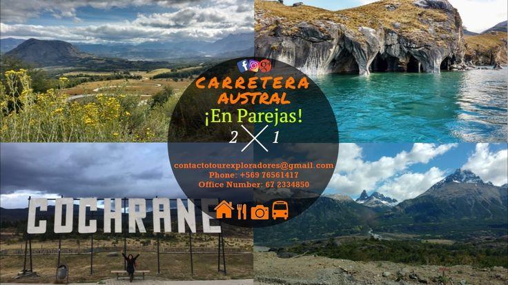 """Con quién vendrías a recorrer #CaletaTortel? ¡Vacaciones de invierno en parejas! """"VIAJAN 2 y PAGA 1"""" """"SALIDA TODOS LOS DÍAS #VIERNES""""  +info: contactotourexploradores@gmail.com, visita nuestro sitio #fanpage : Instagram @somos_patagonia (Y)"""