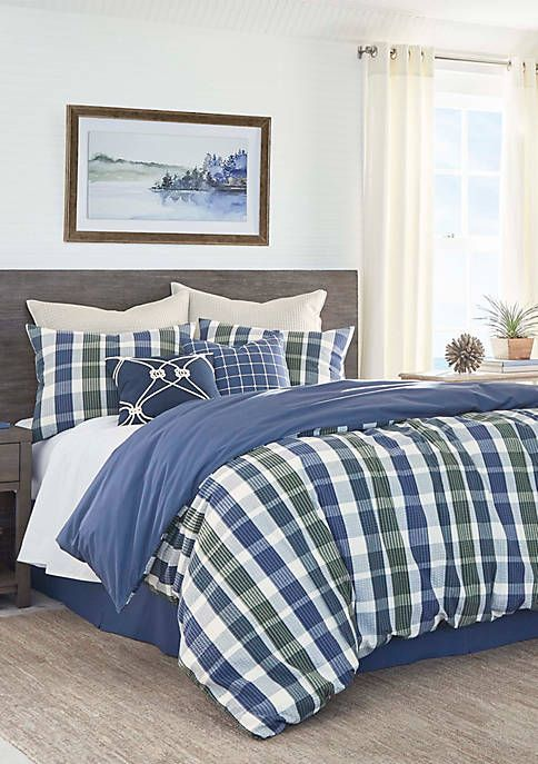 Southern Tide® Royal Pine Comforter Set