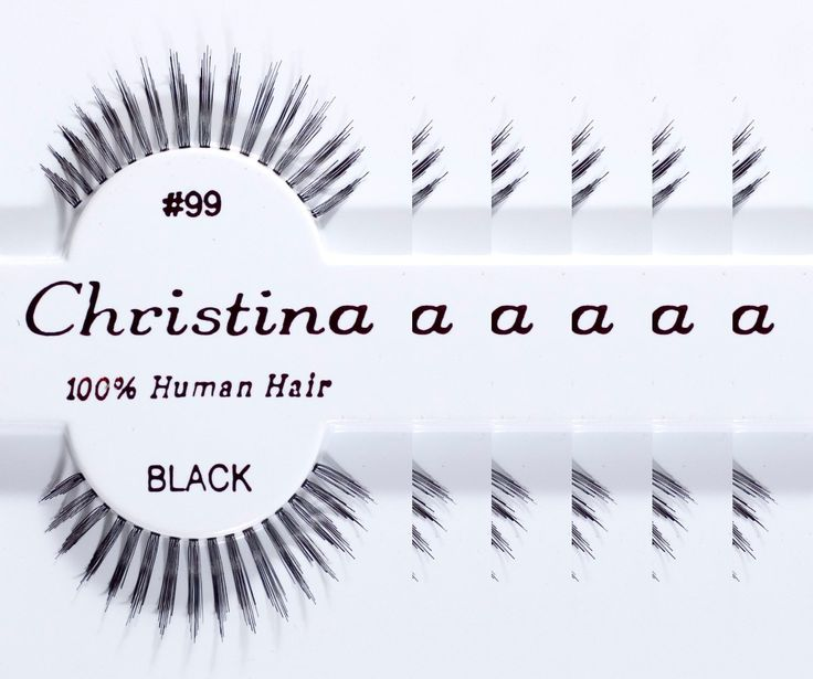 6packs Eyelashes - 99 (Same factory and production line as Red Cherry) -- Want additional info? Click on the image.