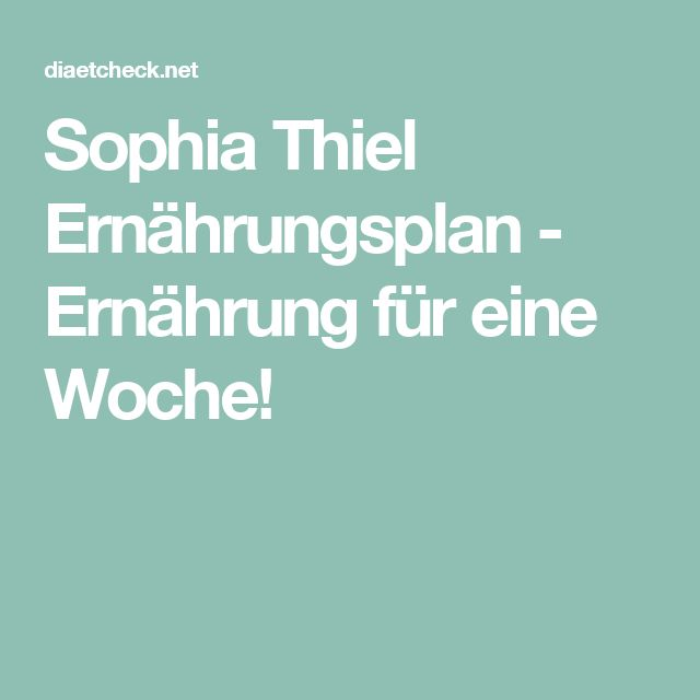die besten 25 sophia thiel trainingsplan ideen auf. Black Bedroom Furniture Sets. Home Design Ideas