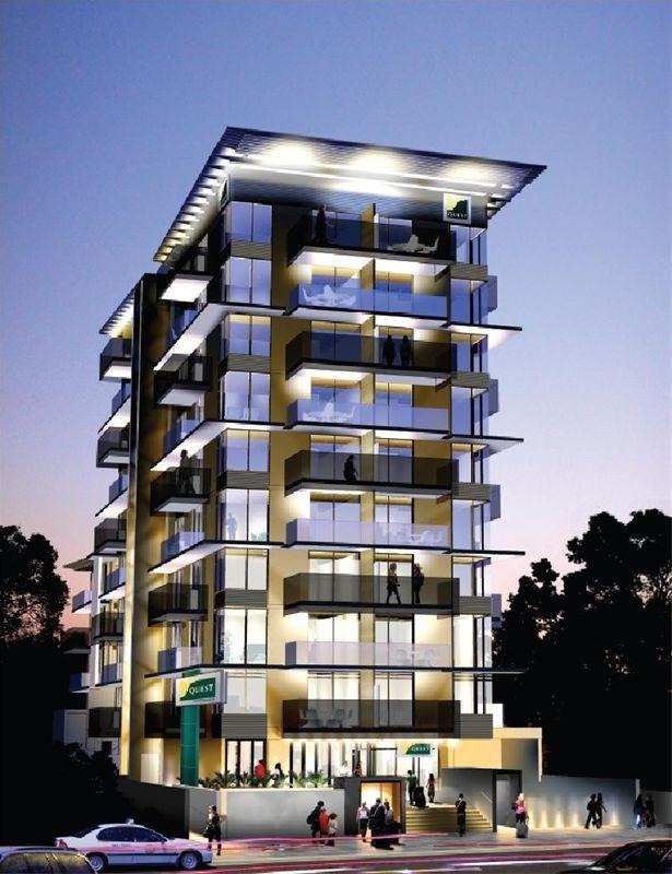 Quest Apartments, Rockhampton