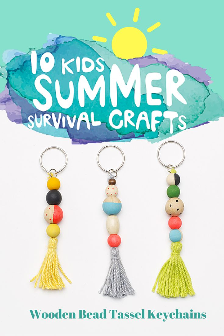 Week: 4 Want an entire summer of kid-friendly, boredom-busting craft ideas? Read on for 10 weeks of DIY ideas to keep little hands busy and inspire creativity for the best summer ever!