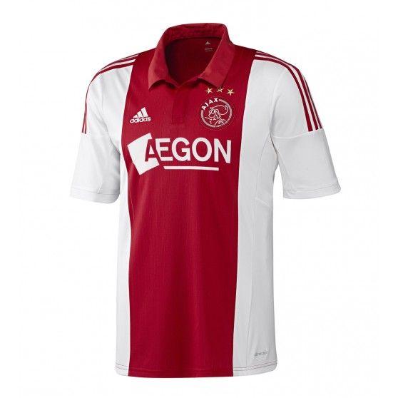 Het Ajax #thuisshirt junior is het shirt waarin de Ajacieden in seizoen 2014/2015 de thuiswedstrijden spelen. Het comfortabele ventilerende materiaal maakt het een ideaal shirt voor de jonge Ajax fan. #dws