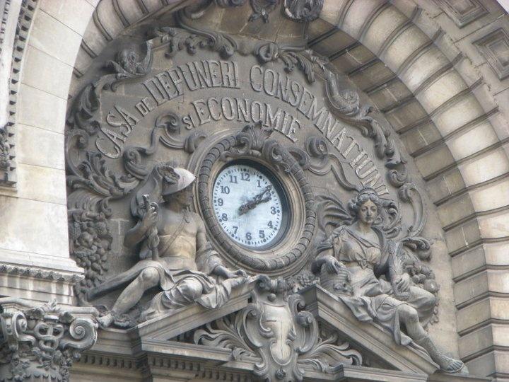 Bucharest - details