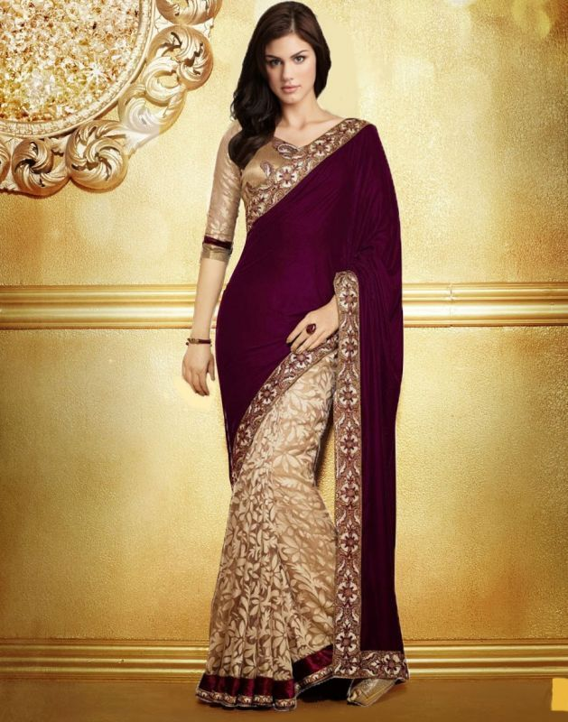 Check Out The Exclusive Collection Of Designer Sarees