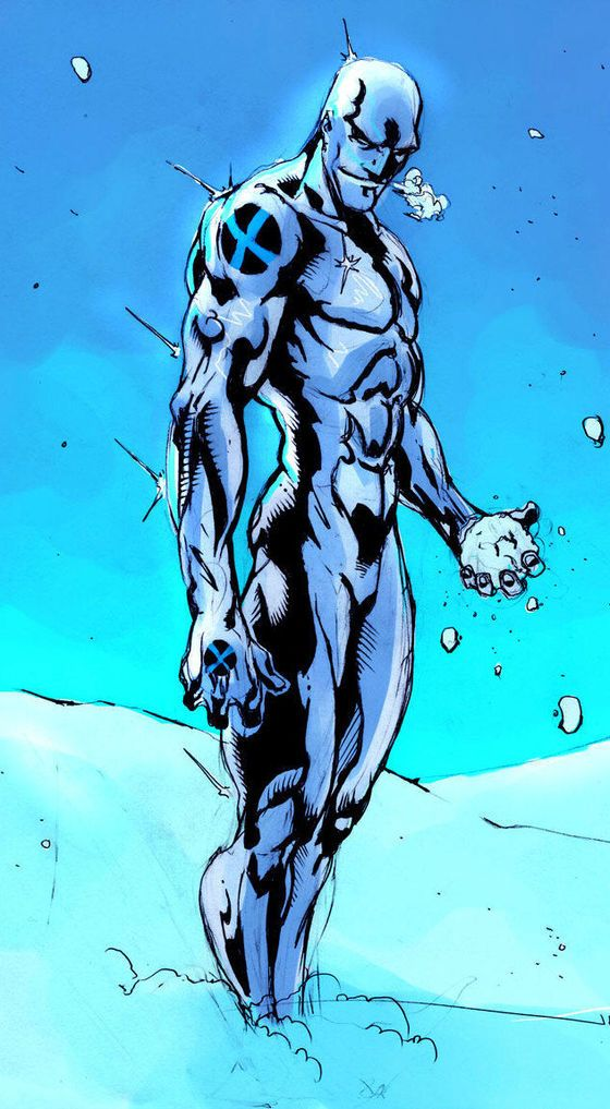 Iceman superhero pictures pinterest home crafts.