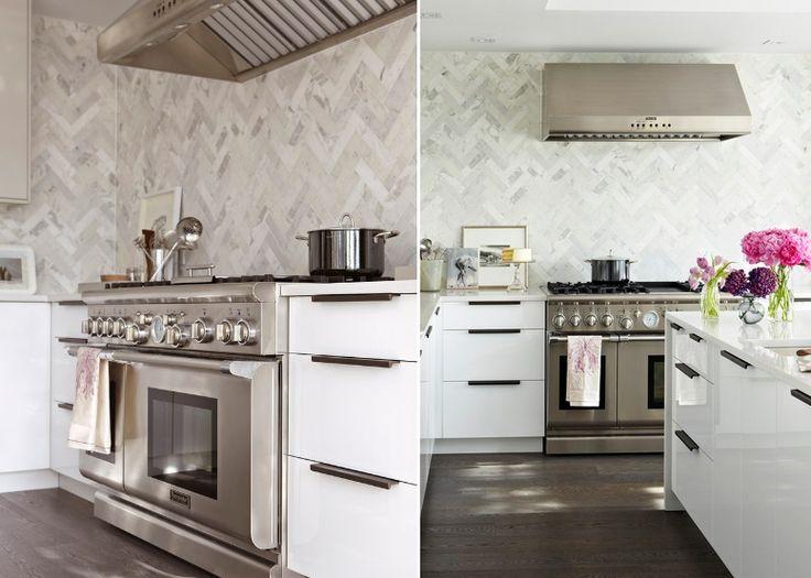 Modern Kitchen Marble Backsplash 29 best images about backsplash ideas on pinterest | countertops