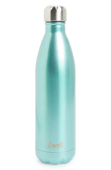 S'well 'Sweet Mint' Insulated Stainless Steel Water Bottle (25 oz.) available at #Nordstrom