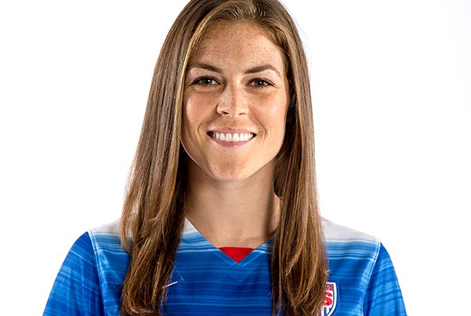 Kelley O'Hara 2015 FIFA Women's World Cup - U.S. Soccer