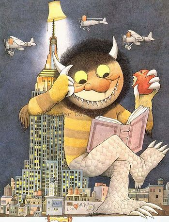 EEUU - Nueva York - Maurice Sendak