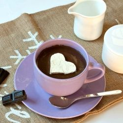 Hot chocolate, Italian and How to make on Pinterest
