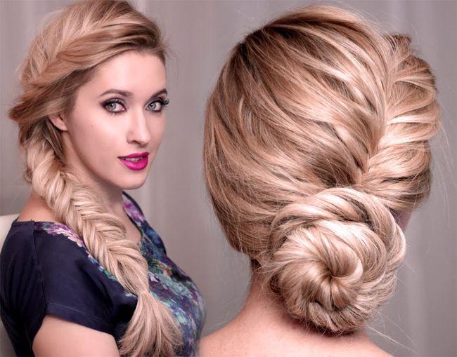 Top 10 Cute Frozen Hairstyles for Ladies - SheIdeas