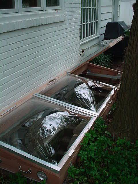Egress Window Well Covers By The Window Well Experts   Dilworth  Manufacturing, Makers Of The