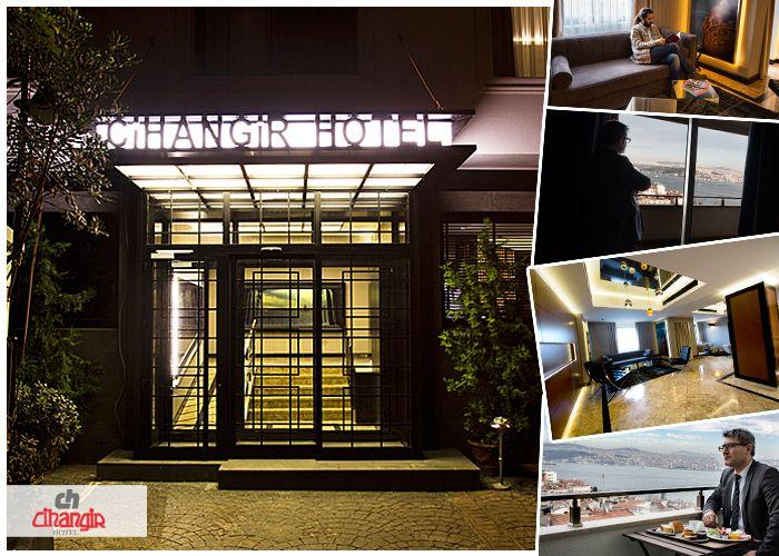Bu hafta sonu bu kapıdan girin ve eşsiz hizmet anlayışımızla tanışın.  #hotel #CihangirHotel #istanbul #cihangir #travel  Come through this door and meet our unique service manner.