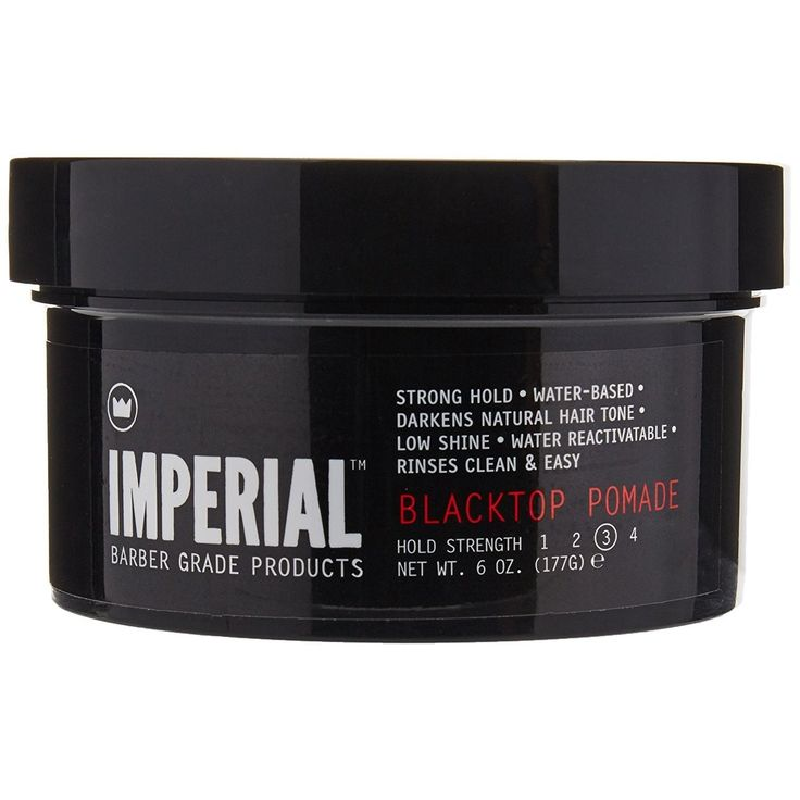 Imperial Barber Grade Products 6-ounce top Pomad