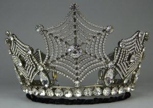 Spider web tiara by Count Alexander.