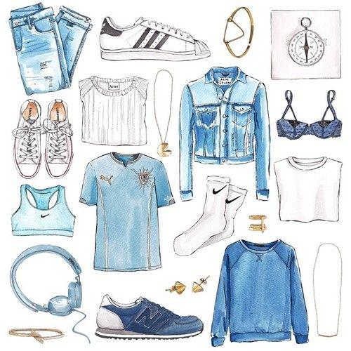Good objects - Conjunto Celeste @pumafootball #pumafootball #adidas #nike…