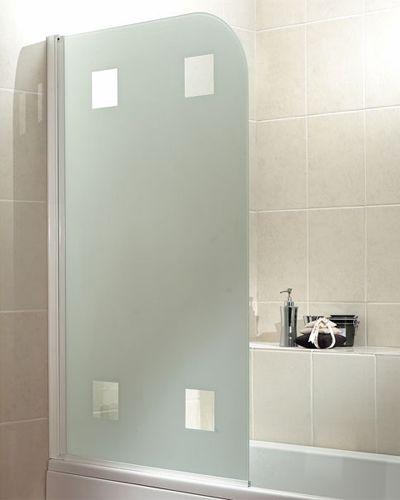 Frosted Shower Screen Bathroom Pinterest Bath