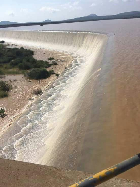 Gabarone dam