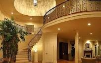 Grand entranceHouse Design, Design Room, Luxury House, Home Interiors, Staircas Design, Dreams House, Future House, Real Estate, Luxury Home