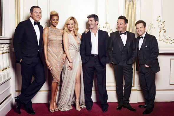 The Britain's Got Talent line-up this year