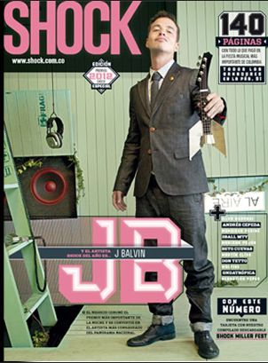 Revista Shock Magazine www.shock.com.co