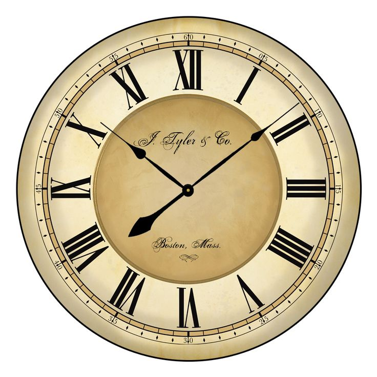 8 best Wedding clock images on Pinterest | Big wall clocks, Large ...