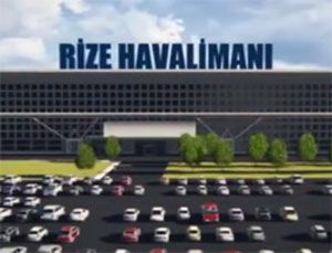 Ulaştırma, Denizcilik ve Haberleşme Bakanı Ahmet Arslan, Rize Havalimanı ihalesi…