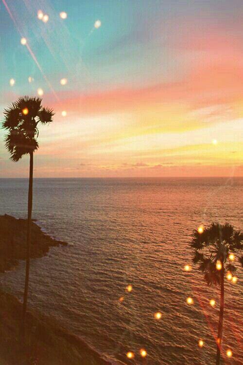 Cali Beach Wallpaper