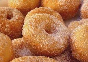 Неаполитанские #пончики