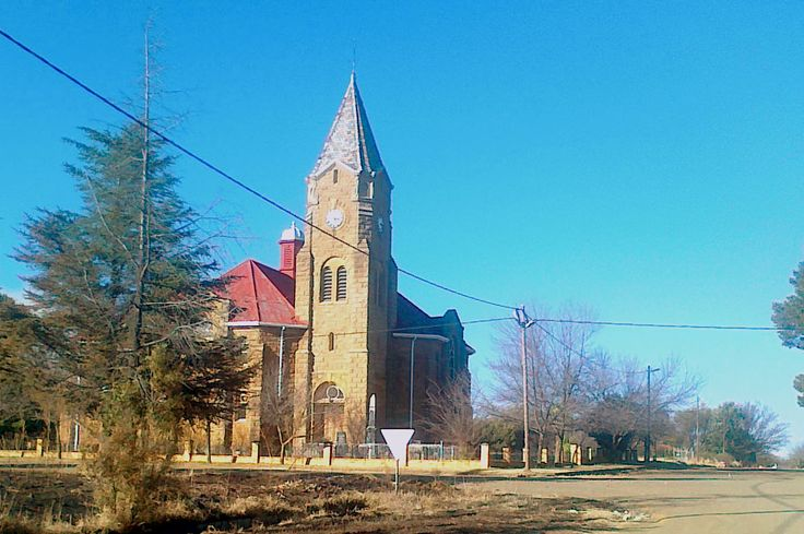 Gebou van die NG gemeente Edenville, Vrystaat