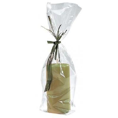 Sachet fond carton neutre 10 x 22 cm - par 100-Sachets confiserie