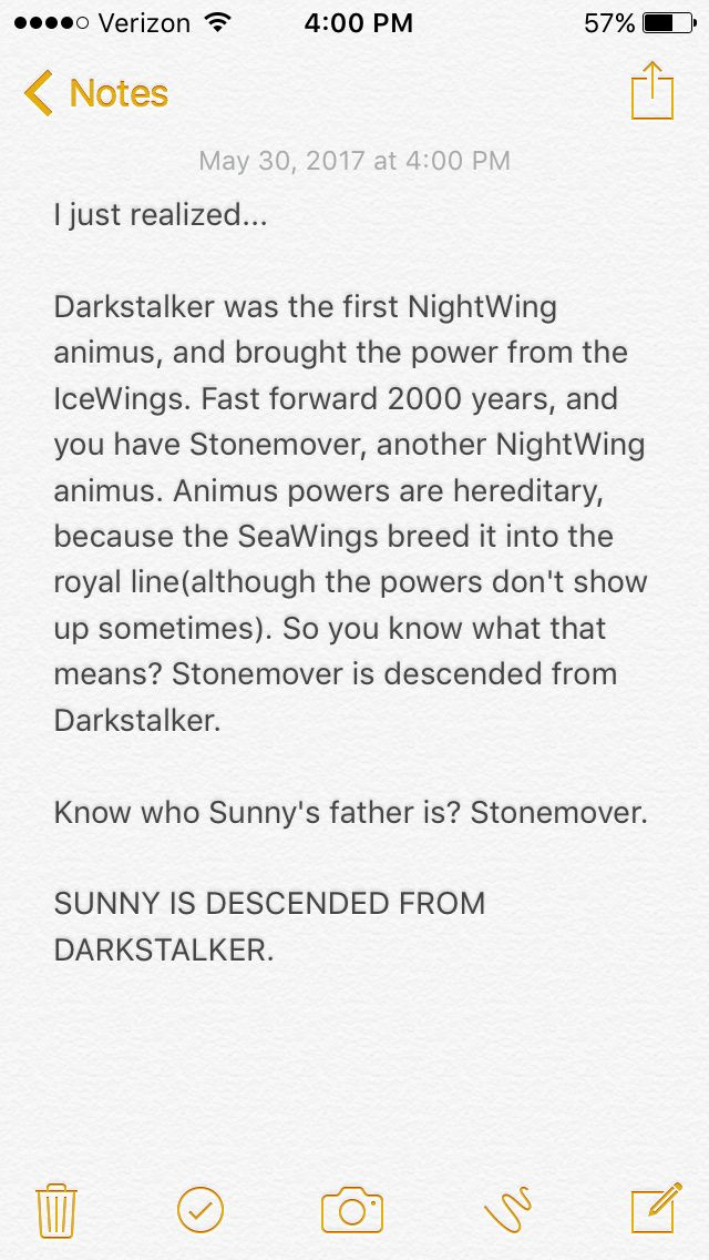 SMART IF YOU READ TALONS OF POWER HE SAYS THIS SHE'S ACTUALLY DESCENDED FROM WHITEOUT SINCE DARKSTALKER DIDN'T HAVE DRAGONETS BUT YEAH