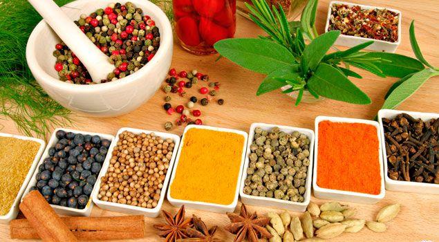 """""""As especiarias são desde sempre um dos ingredientes mais usados para transformar e aperfeiçoar o sabor dos seus pratos."""""""