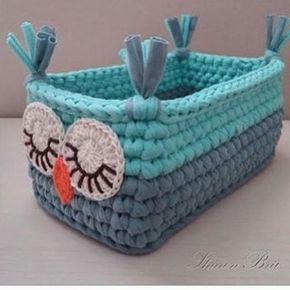 """507 Likes, 7 Comments - Emporium Handmade. (@emporium_crochet) on Instagram: """"Corujinha retangular {inspiração} #handmade #feitoamao #crochê #crochet #homedecor #decoraçao…"""""""