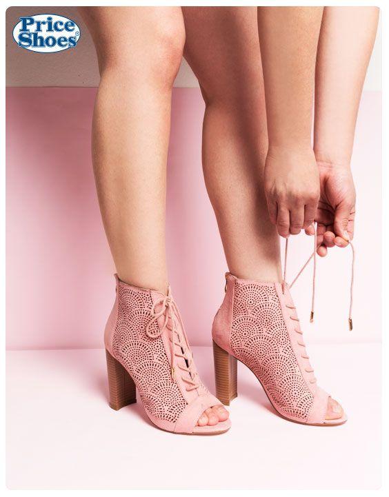 0111a9c0 SANDALIA CON TACÓN - 😍#Sandalias2018 #PriceShoes #moda #tendencias #estilo  #loquierotodo #2018 #Primavera #Verano