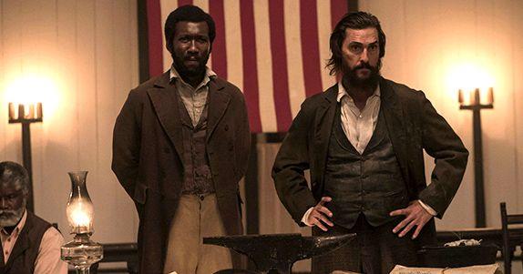 FREE STATE OF JONES ecco il primo trailer italiano del dramma ambientato durante la Guerra Civile amerciana con MATTHEW McCONAUGHEY