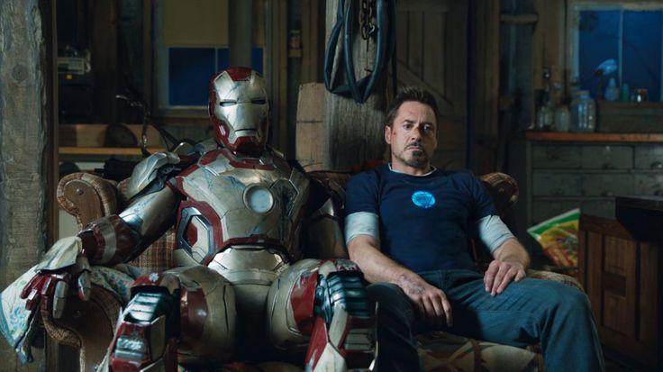 Iron Man 3. Bof.