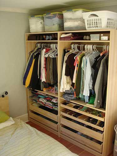Best 25+ Ikea closet design ideas on Pinterest | Closet redo, Door ...