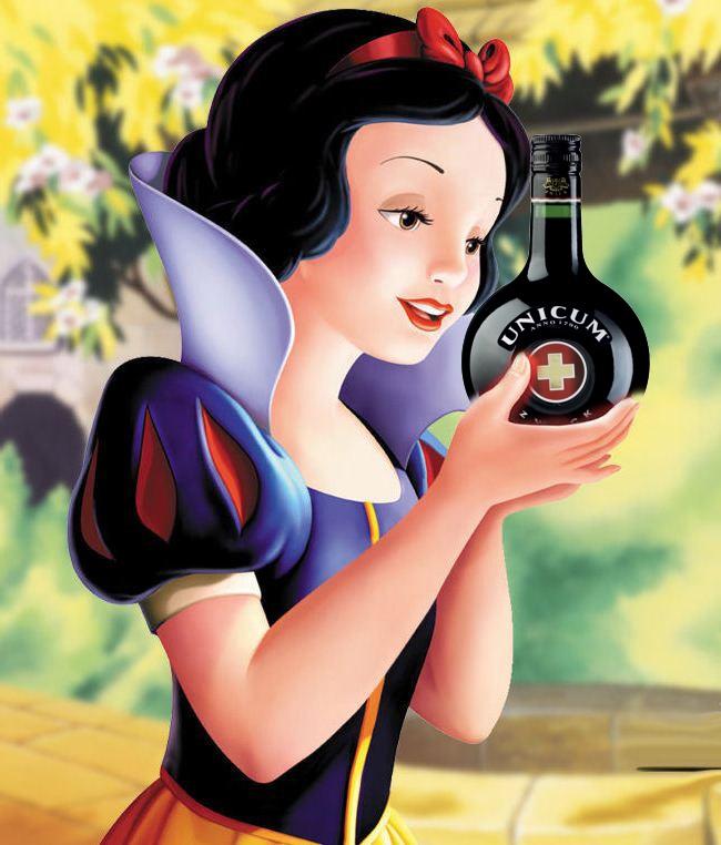 Snow White + Unicum