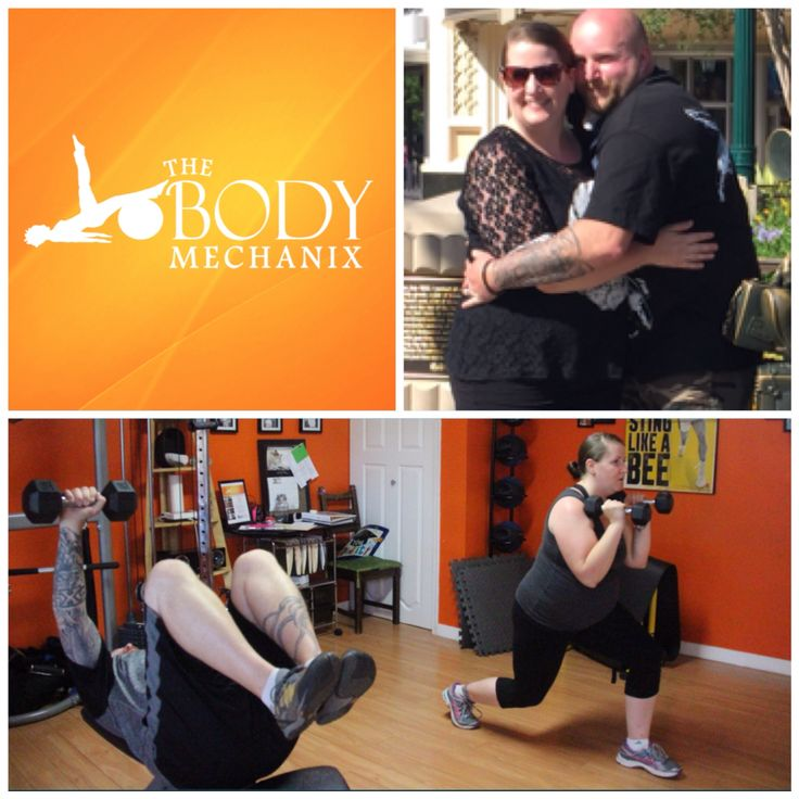 James and Mel's journey of a Permanent Lifestyle Change!  After being overweight and uncomfortable it was time to make a change. We decided to get the help of The Body Mechanix. I have totally change my diet and train 3-5 days a week.  Today two months later I am down 30 pounds!! It has been great start to a permanent life style change! -James   #cardio #loseweight #overweight #Obese  #workout #exercise #bootcamps #personaltraining #mealplan #nutrition #healthyeating #healthydiet #hardwork